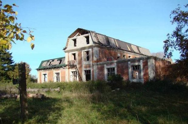 Больница в селе Великом