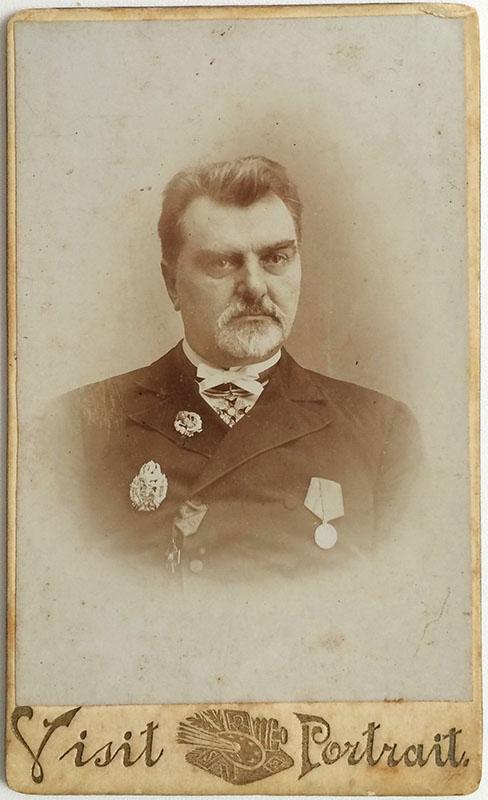 Михаил Филиппович Боровик