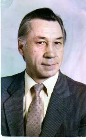 Барабанов Виктор Дмитриевич