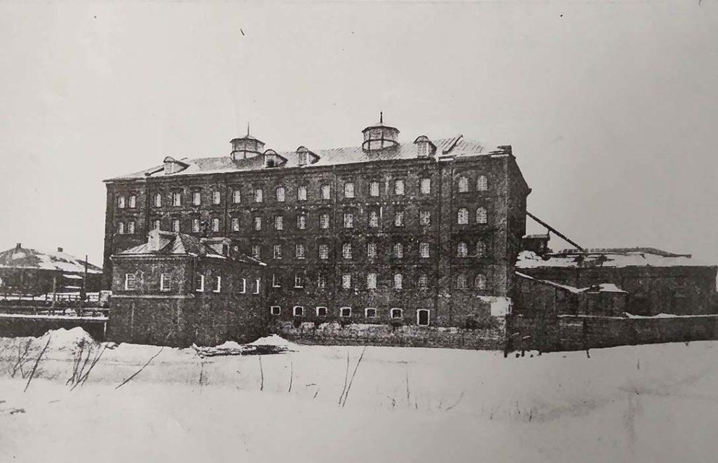 Исадская мельница Вахрамеева