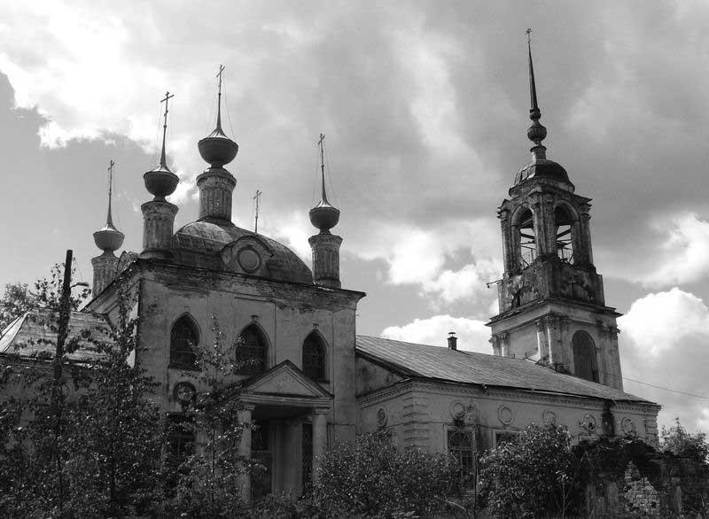 История села Шестихино