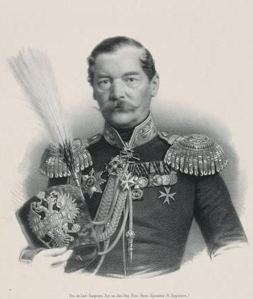 Генерал-адъютант Граф Федор Васильевич Орлов-Денисов