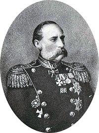 Генерал–лейтенант Максим Максимович Рейтерн