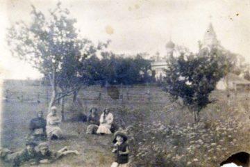 Село Тимохово Мышкинского у. Фото из коллекции форума ЯРИРО