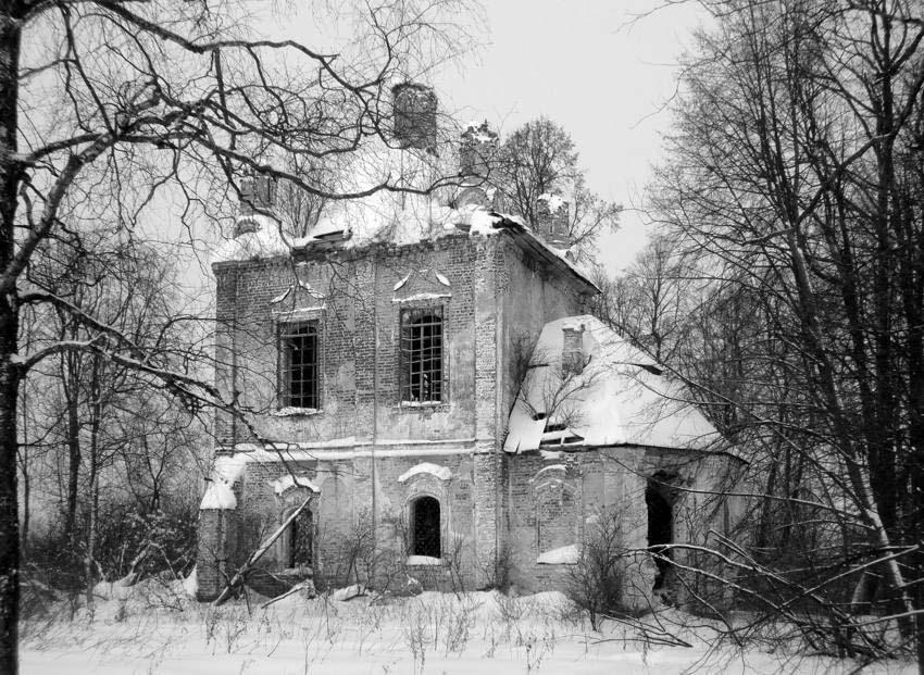 Село Оносово Мышкинский уезд